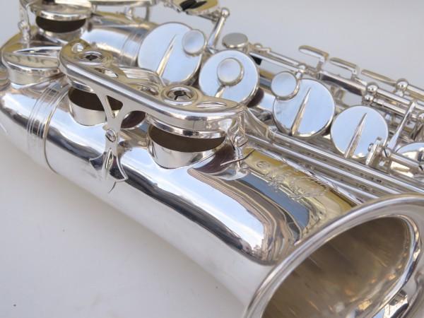 Saxophone alto Selmer Mark 6 argenté (8)