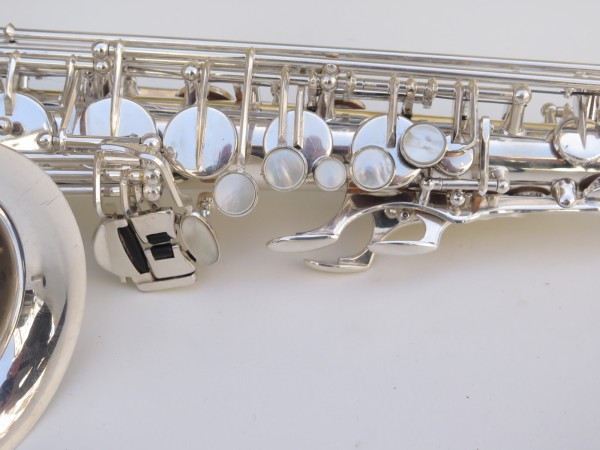 Saxophone alto Selmer Mark 6 argenté (9)