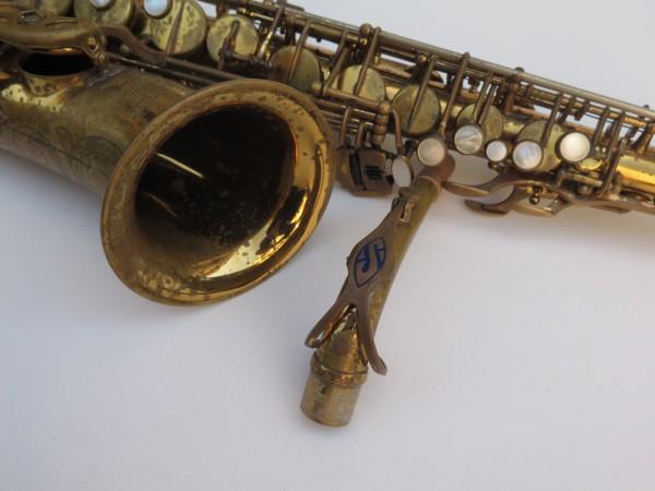Saxophone alto Selmer Mark 6 verni gravé (6)