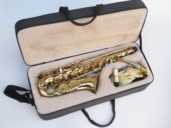 Saxophone alto Selmer Super Action 80 Série 2 verni (11)
