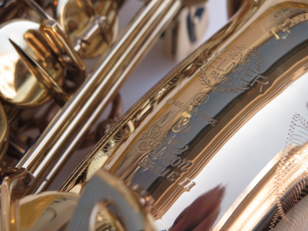 Saxophone alto Selmer Super Action 80 Série 2 verni (2)