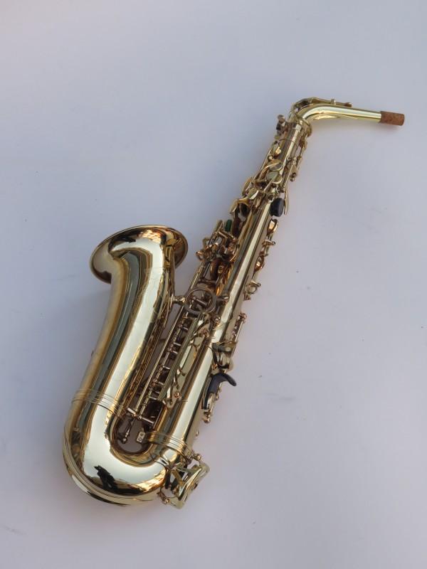 Saxophone alto Selmer Super Action 80 Série 2 verni (3)