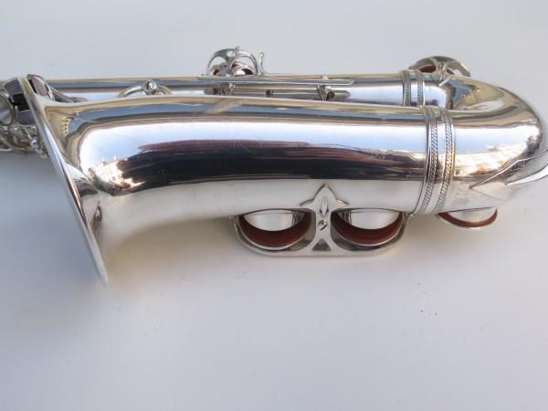 Saxophone alto Selmer Super Balanced Action argenté (8)
