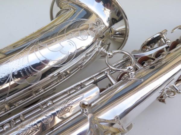 Saxophone alto Selmer Super Balanced Action argenté gravé (10)