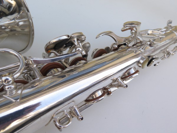 Saxophone alto Selmer Super Balanced Action argenté gravé (11)