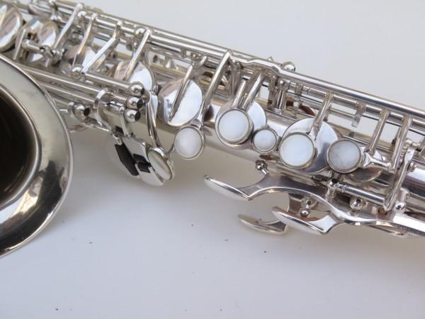 Saxophone alto Selmer Super Balanced Action argenté gravé (8)