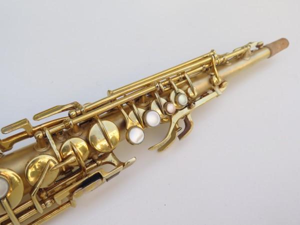 Saxophone soprano Conn plaqué or sablé (7)