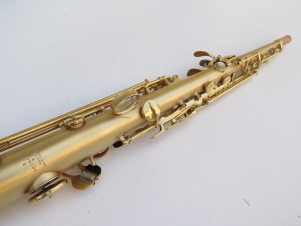 Saxophone soprano Conn plaqué or sablé (8)