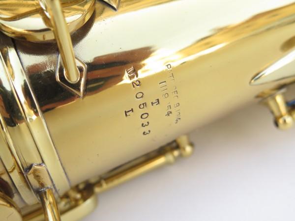 Saxophone ténor Conn new wonder 2 chu berry verni (1)