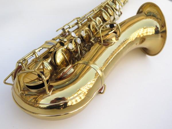 Saxophone ténor Conn new wonder 2 chu berry verni (10)