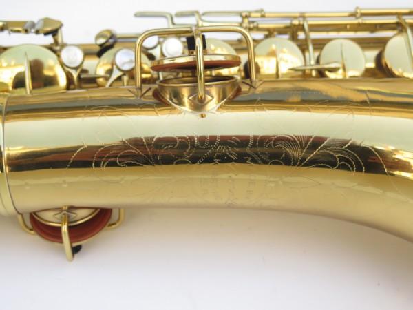 Saxophone ténor Conn new wonder 2 chu berry verni (11)