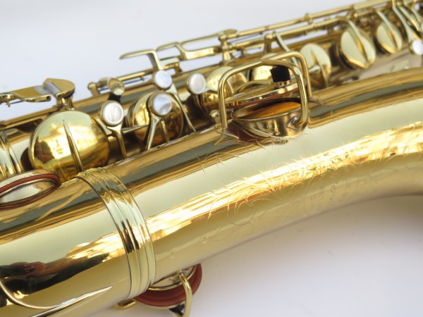 Saxophone ténor Conn new wonder 2 chu berry verni (12)