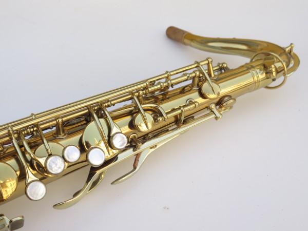 Saxophone ténor Conn new wonder 2 chu berry verni (13)