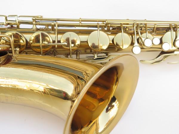 Saxophone ténor Conn new wonder 2 chu berry verni (14)