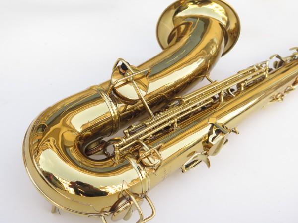 Saxophone ténor Conn new wonder 2 chu berry verni (2)