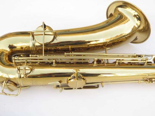 Saxophone ténor Conn new wonder 2 chu berry verni (3)