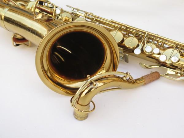 Saxophone ténor Conn new wonder 2 chu berry verni (7)