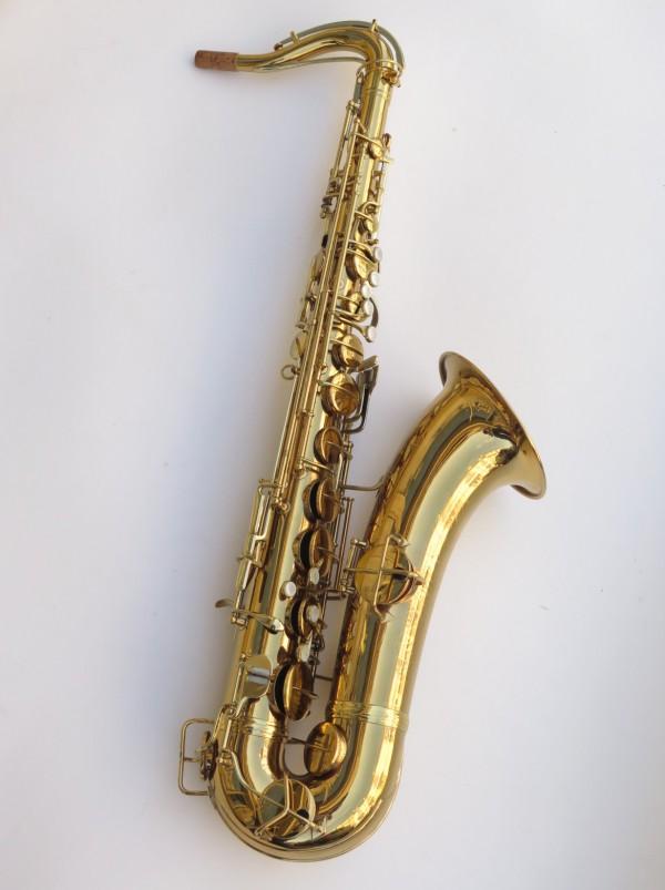 Saxophone ténor Conn new wonder 2 chu berry verni (8)