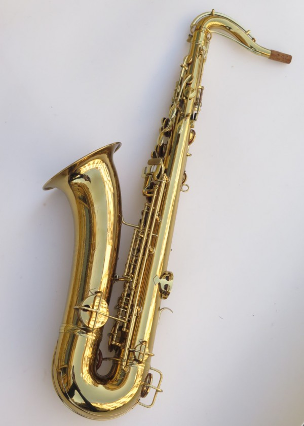 Saxophone ténor Conn new wonder 2 chu berry verni (9)