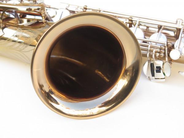 Saxophone ténor Selmer Mark 6 verni gravé argenté (11)