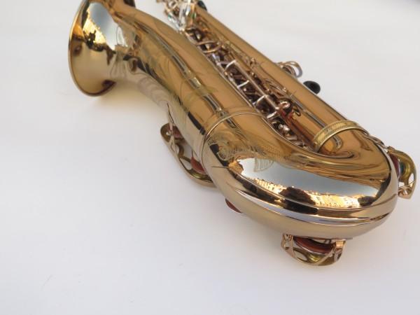 Saxophone ténor Selmer Mark 6 verni gravé argenté (5)