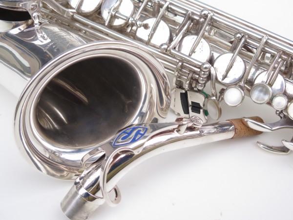 Saxophone alto Selmer Mark 6 argenté (1)