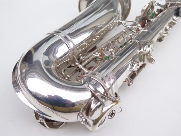 Saxophone alto Selmer Mark 6 argenté (6)