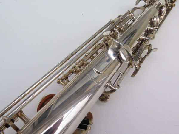 Saxophone soprano Buffet Crampon Evette argenté (10)