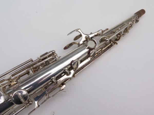 Saxophone soprano Buffet Crampon Evette argenté (3)