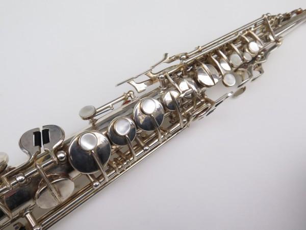 Saxophone soprano Buffet Crampon Evette argenté (5)