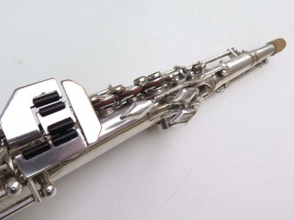 Saxophone soprano Couesnon Monopole conservatoires (5)