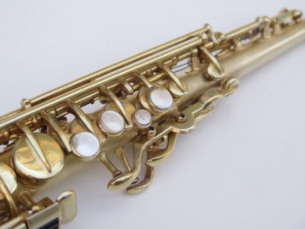 Saxophone soprano Wurlitzer Martin paqué or (1)