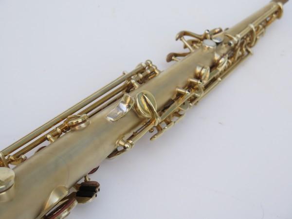 Saxophone soprano Wurlitzer Martin paqué or (3)