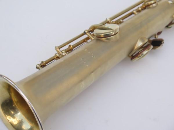 Saxophone soprano Wurlitzer Martin paqué or (4)