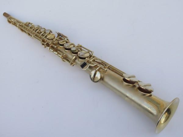 Saxophone soprano Wurlitzer Martin paqué or (6)