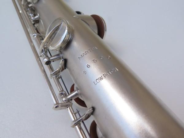 Saxophone soprano en ut Martin (6)
