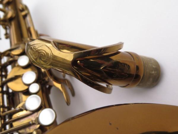 Saxophone ténor Selmer Mark 6 verni gravé double S (21)