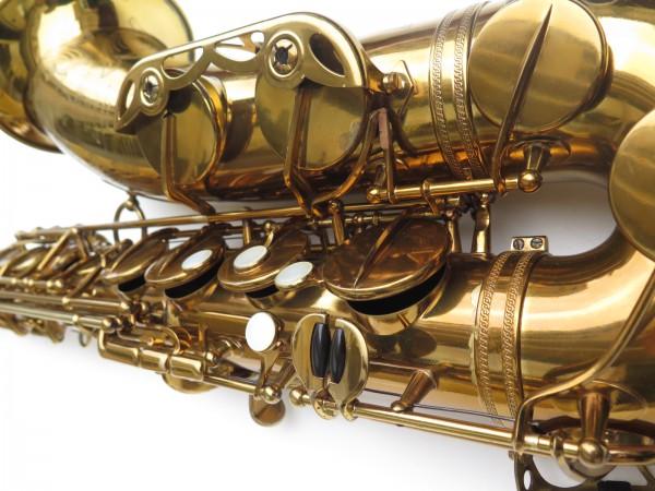 Saxophone ténor Selmer Mark 6 verni gravé double S (27)