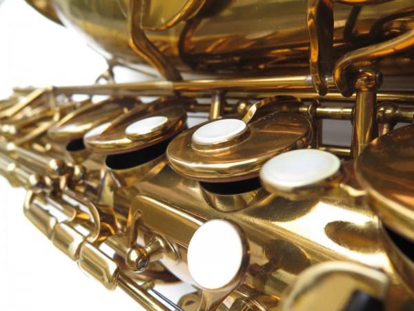 Saxophone ténor Selmer Mark 6 verni gravé double S (29)