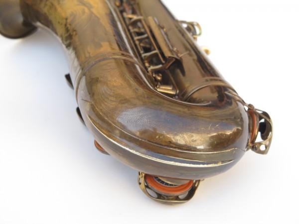 Saxophone ténor Selmer Super Baanced Action verni gravé (18)
