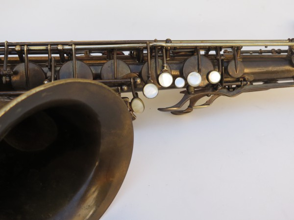 Saxophone ténor Selmer Super Baanced Action verni gravé (2)