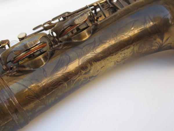 Saxophone ténor Selmer Super Baanced Action verni gravé (3)