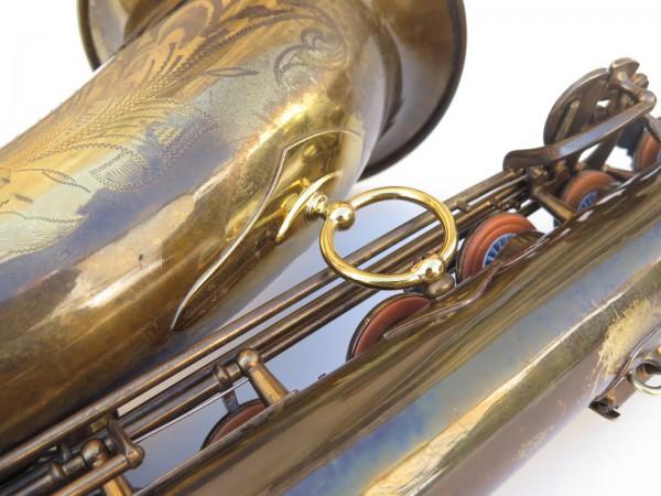 Saxophone ténor Selmer Super Baanced Action verni gravé (4)