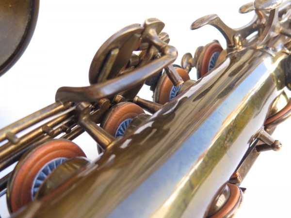 Saxophone ténor Selmer Super Baanced Action verni gravé (6)