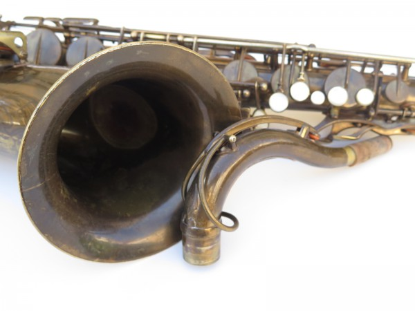 Saxophone ténor Selmer Super Baanced Action verni gravé (8)