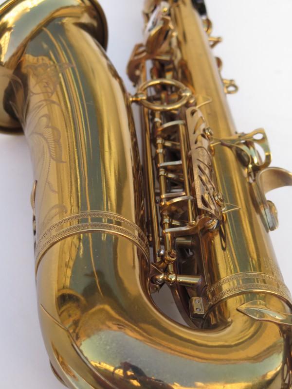 Saxophone alto Selmer Mark 6 verni gravé (10)