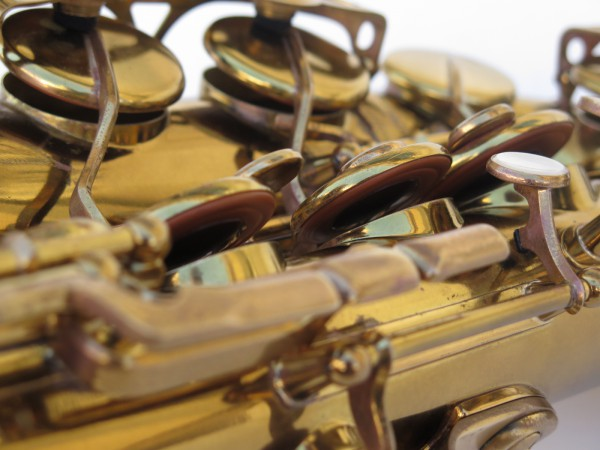 Saxophone alto Selmer Mark 6 verni gravé (13)