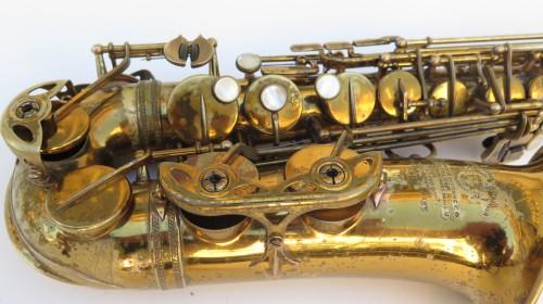 Saxophone talto Selmer Mark 6 verni (1)
