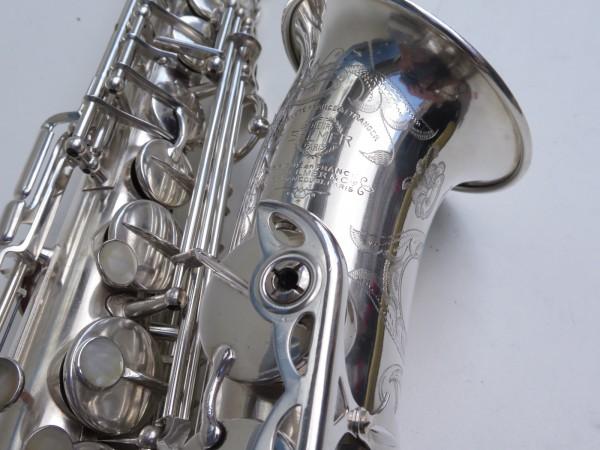 saxophone alto Selmer Balanced Action argenté gravé (10)