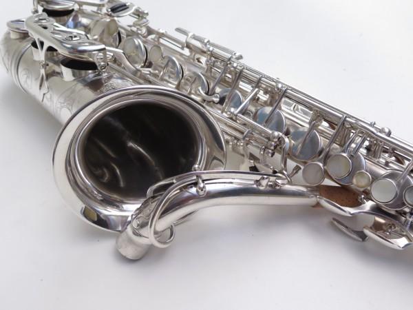 saxophone alto Selmer Balanced Action argenté gravé (12)